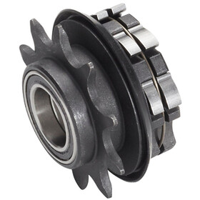 Reverse Base Single Speed Freehub Body with 10T Cog